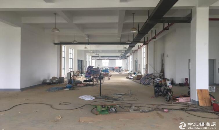 高淳经开区凤山路,标准厂房出租,层高4.5米图片4