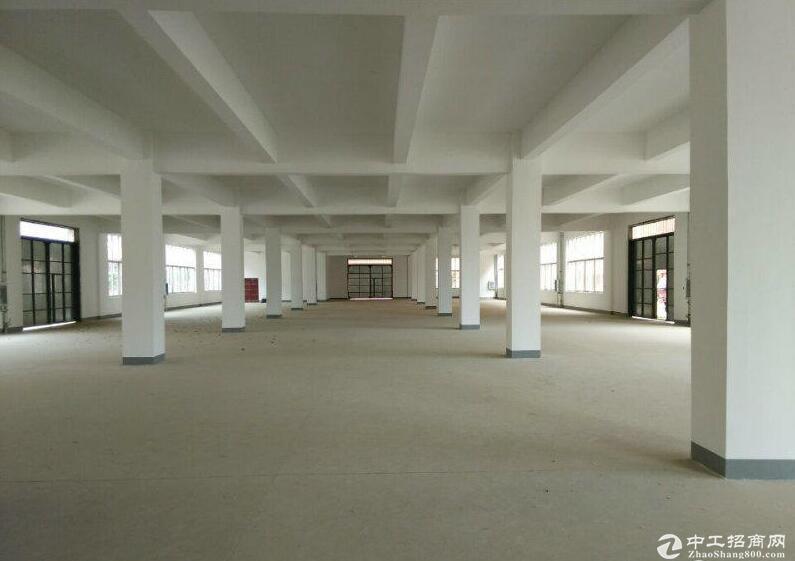 高淳经开发区观溪路,厂房出租,高4.2米有办公