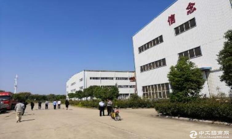 高淳经济开发区凤山路,厂房出售,高18米带10t行车图片1