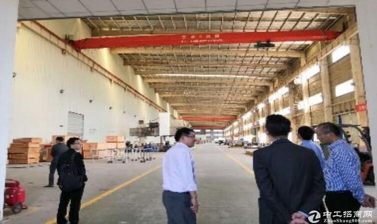 高淳经济开发区凤山路,厂房出售,高18米带10t行车图片2