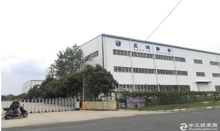 高淳经济开发区凤山路,厂房出售,高18米带10t行车图片3