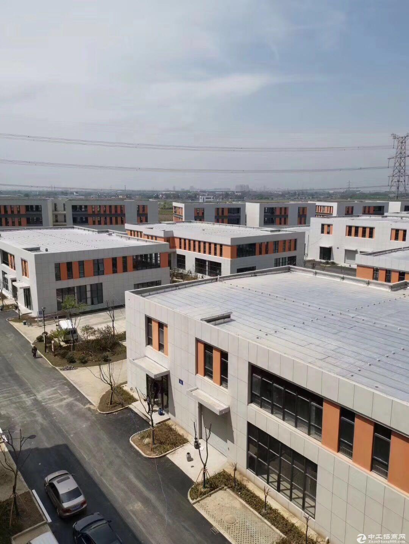 开发商一手园区厂房,交通便利,8米层高,交通便利