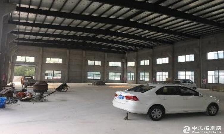 高淳经开区荆山东路,厂房出租,高4米可加10吨行车