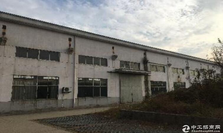 高淳经开双高路,钢构厂房出售,高10米,可加行车图片1
