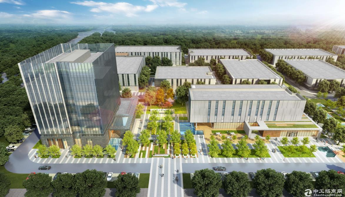 舒城杭埠镇,电子信息产业园,标准厂房出租