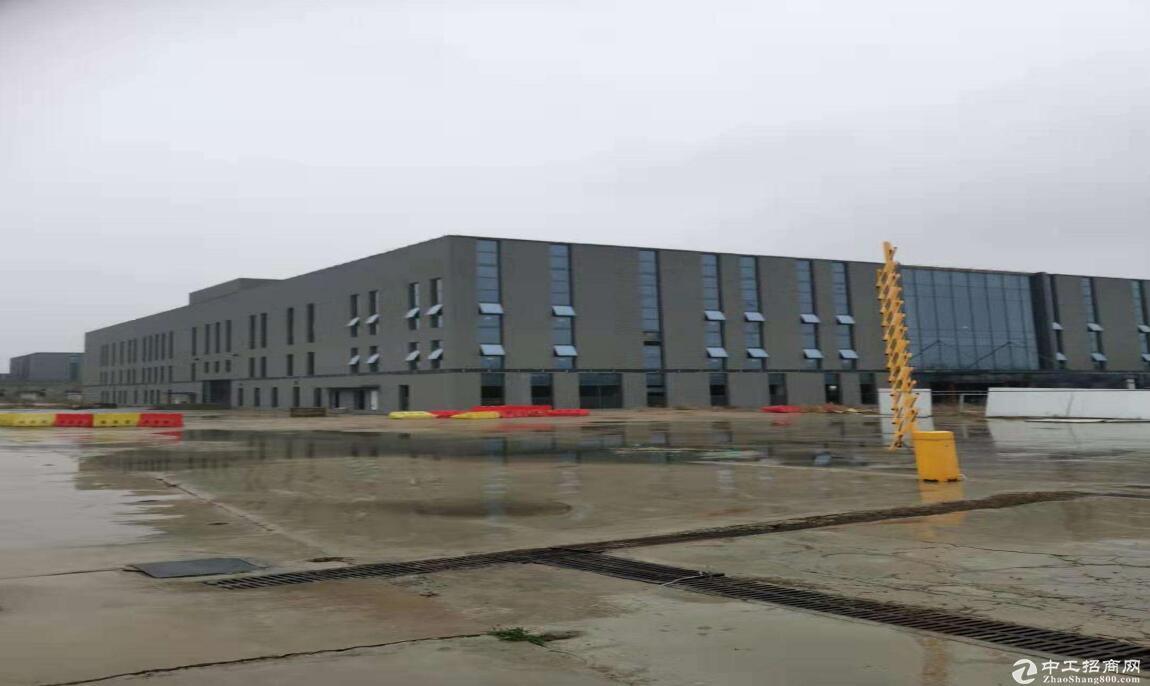 舒城集成电路产业港,框架厂房出租,首层高8米