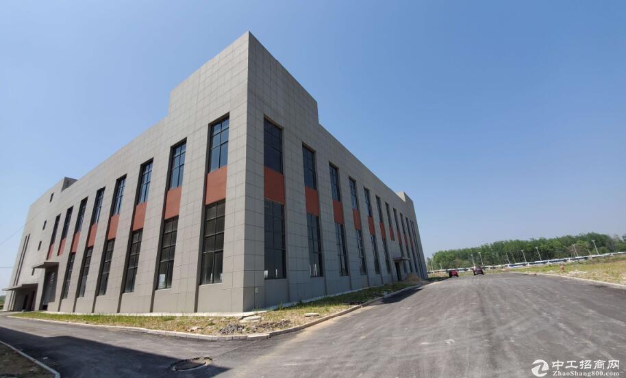 舒城汽车产业园,独栋单层框架厂房出租, 可分租