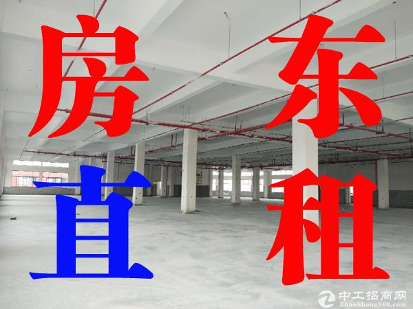 淀山湖17500平米厂房出租 可分租