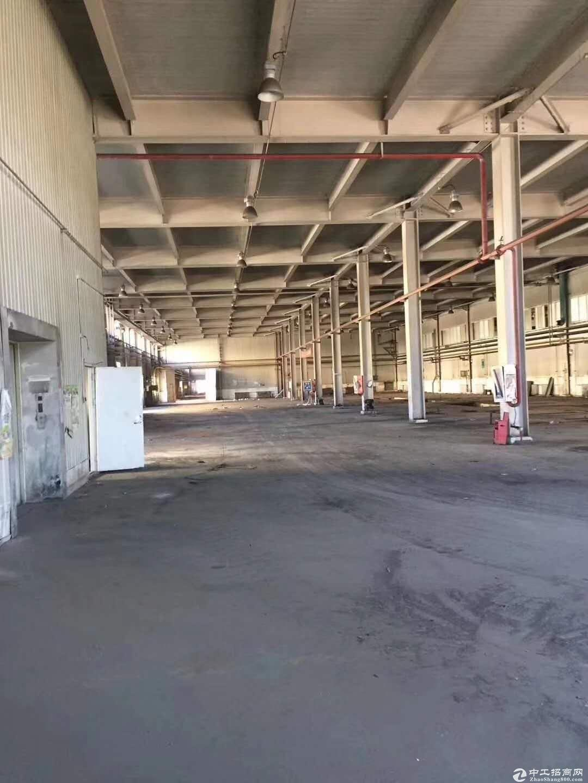 一层大挑高轻钢厂房,可生产环评,正规园区不拆迁