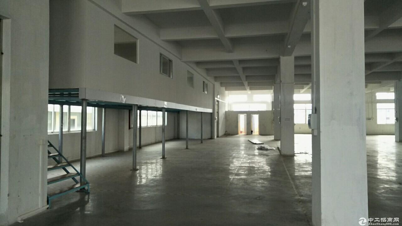江海高新区东升厂房1000方出租 带装修现成办公室