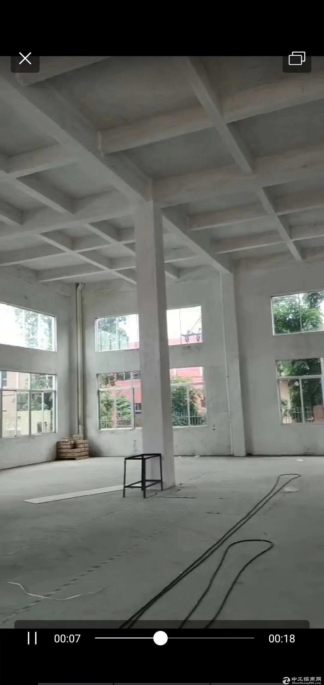 江海高新区标准独院两层厂房2000方出租 电大按需