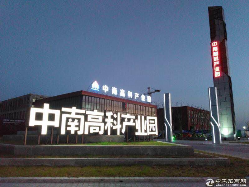 中南高科智能制造产业园新盘特价180万 50年独立产权图片4
