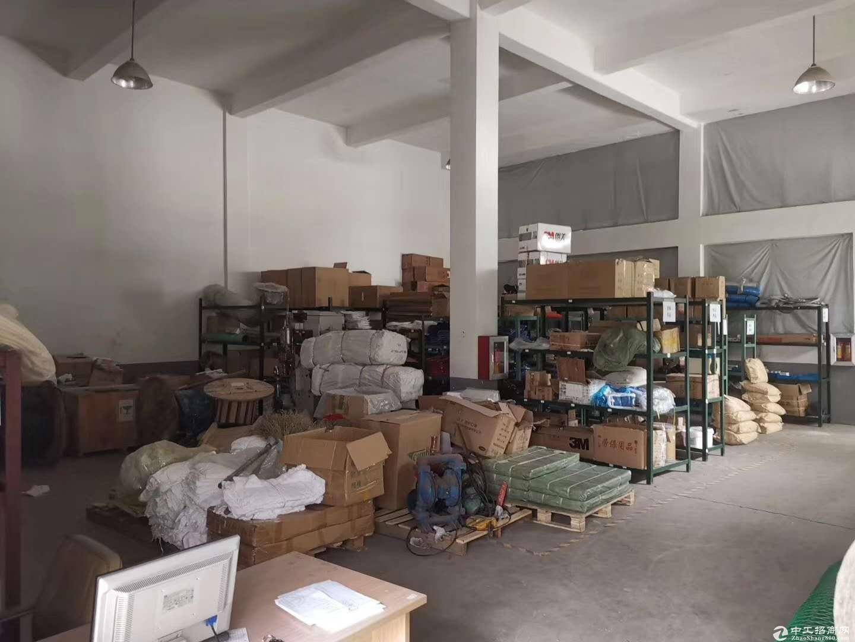 萧山开发区1000方仓库 有货梯 食宿 无税收要求-图4