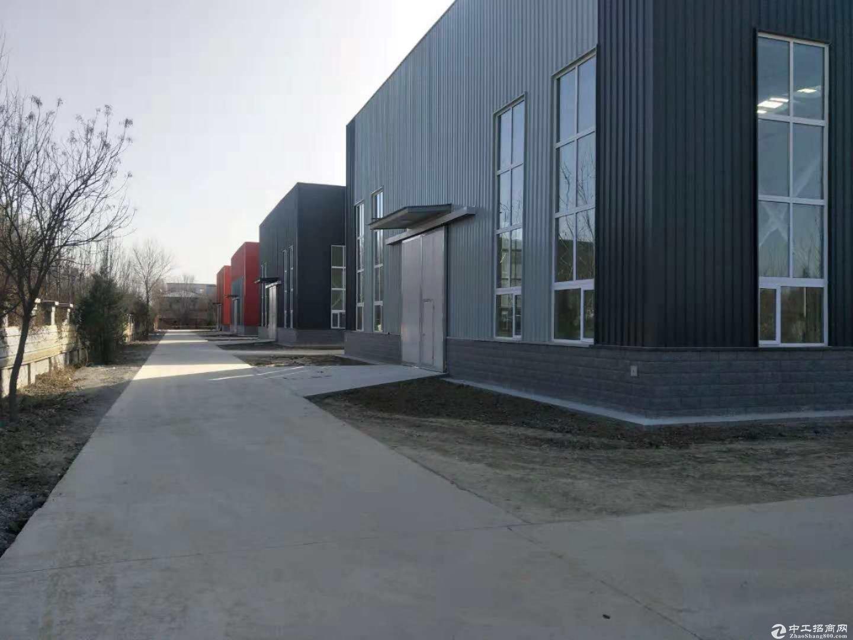 燕郊 三河 稀缺单层大厂房 挑高11米 可生产可注册