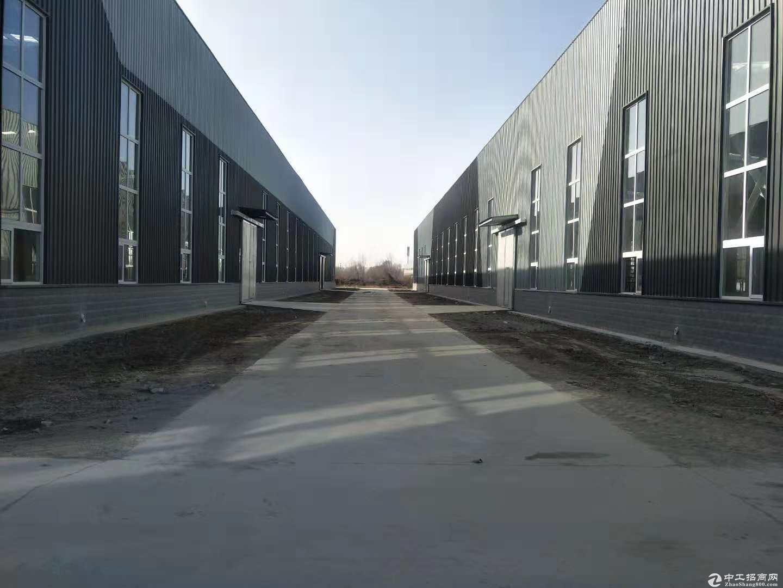 燕郊 三河 稀缺单层大厂房 挑高11米 可生产可注册-图2