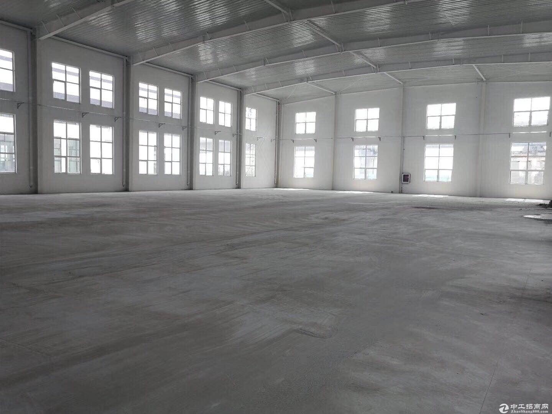 正规工业园区 稀缺单层厂房 厂办一体-图5