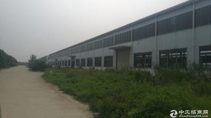 汊河经济开发区高新路,单层厂房,带行车10吨