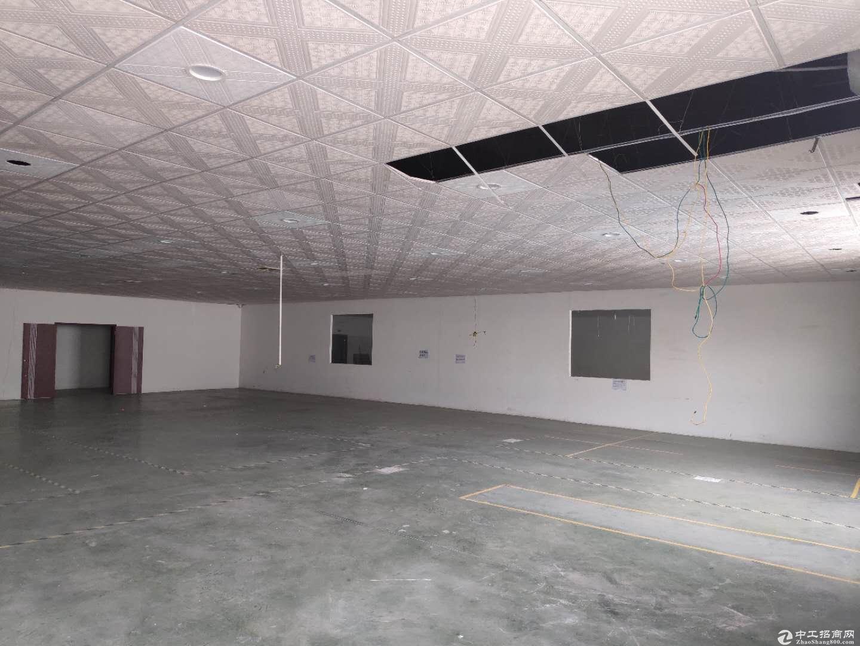 小客户福音!江海高新一楼标准厂房200方 带办公室