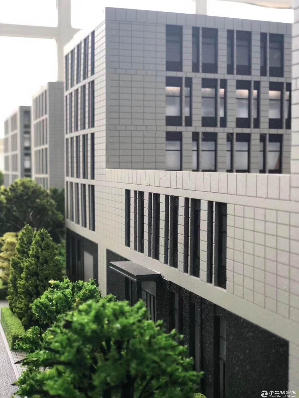 廊坊经开区新开的园区,联动大产权,有房本,可做环评
