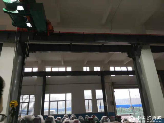 出售层高7.2米厂房 四面采光 可按揭 可环评