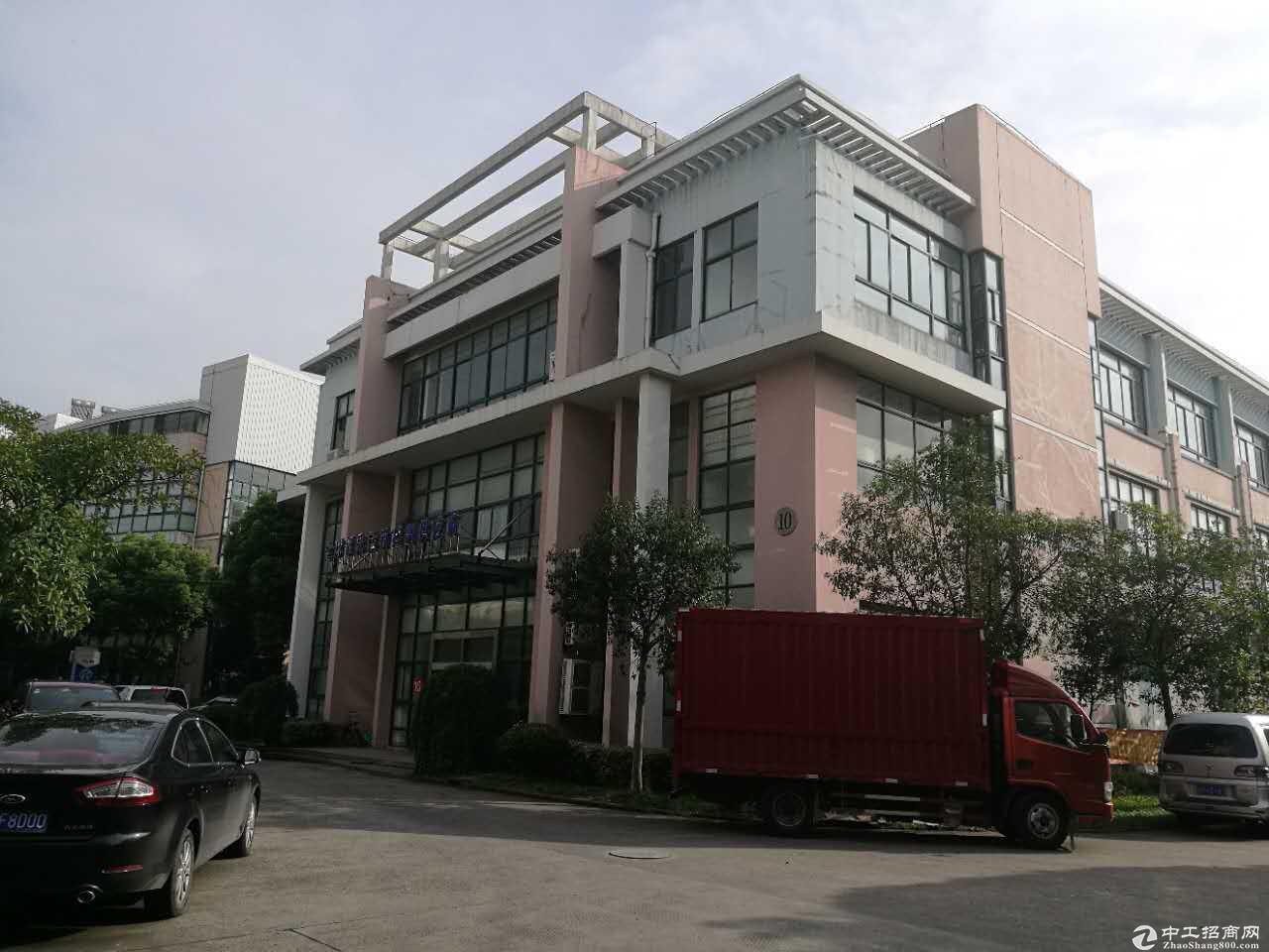 嘉定安亭汽车产业园独栋绿证50年办公仓储精装修厂房