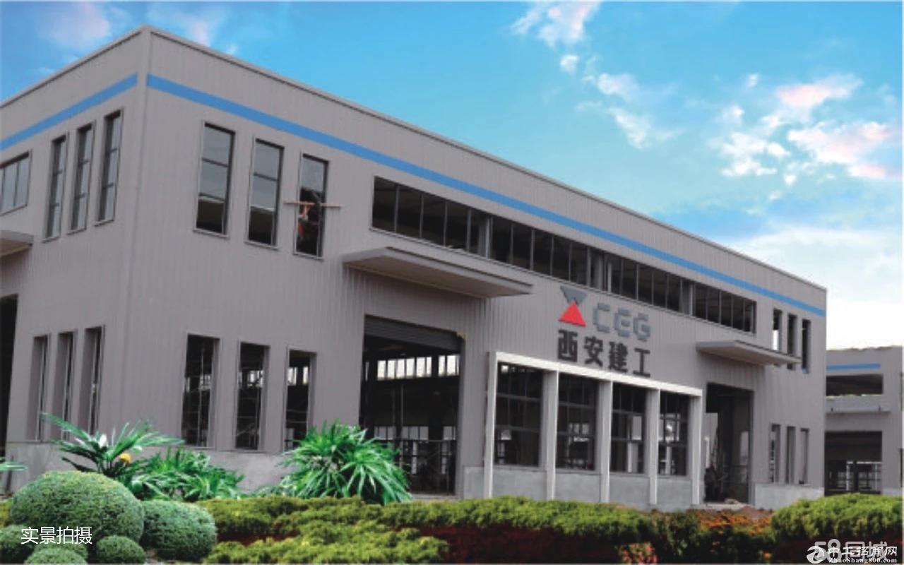 背靠陕汽   蔡家坡百万平方米标准化厂房