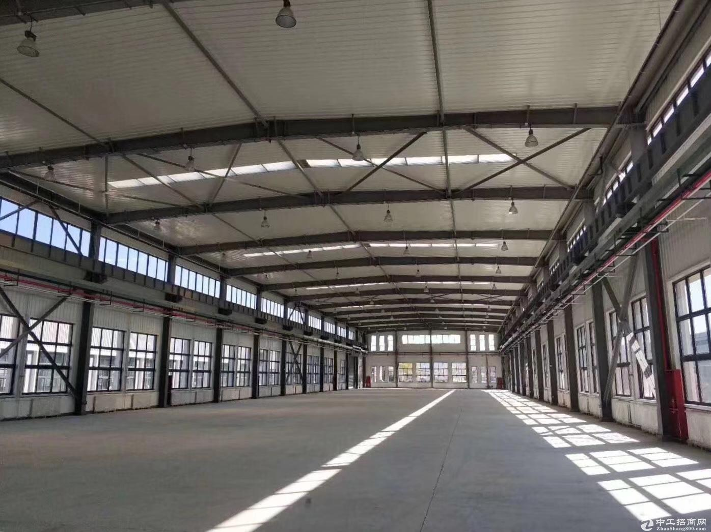 标准化工业园区厂房