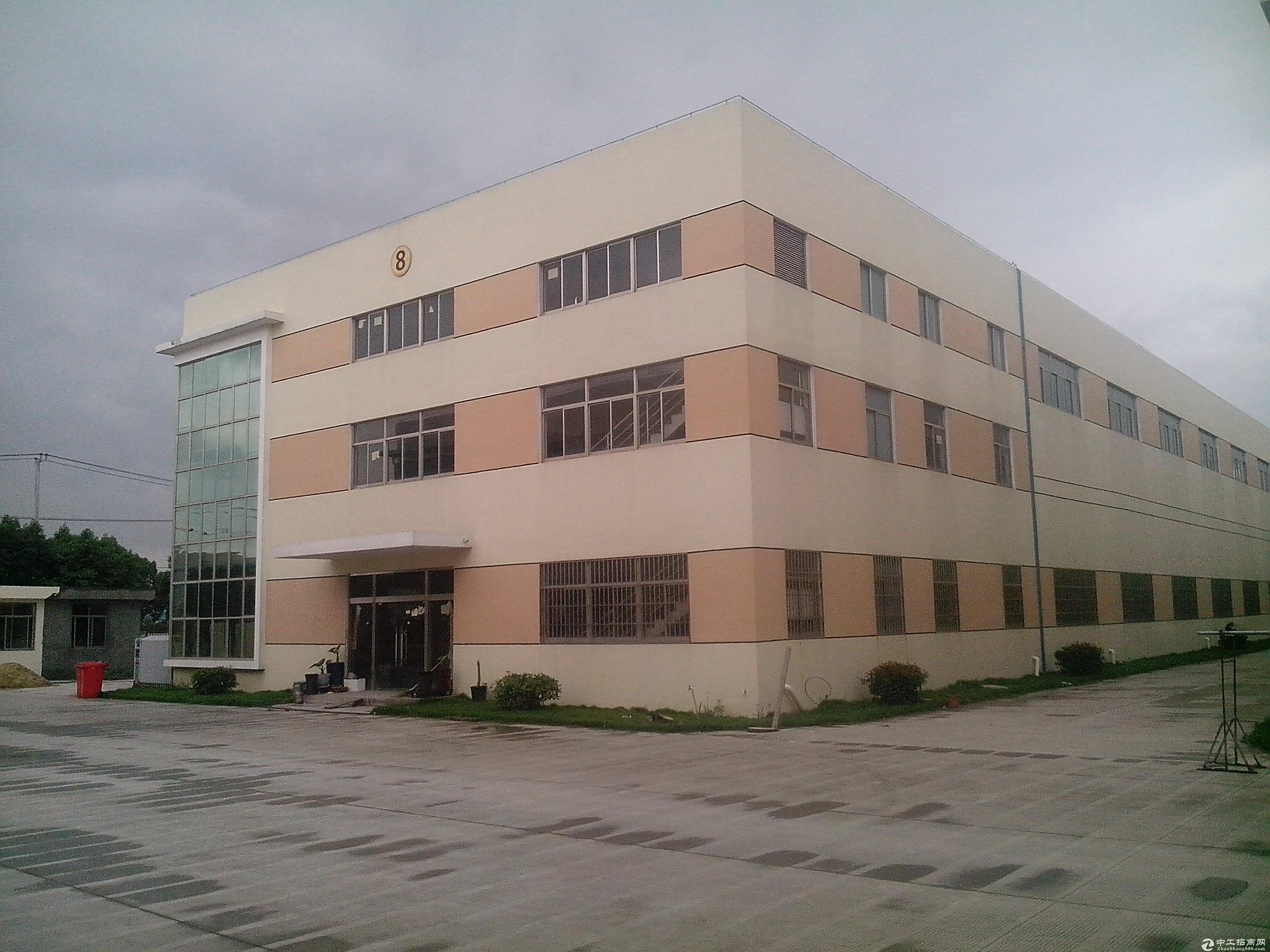青浦独门独院独栋单层占地12.5亩104地块50年绿证