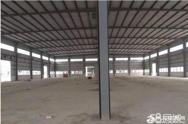 阜沙罗松工业区1100单层星棚8米高