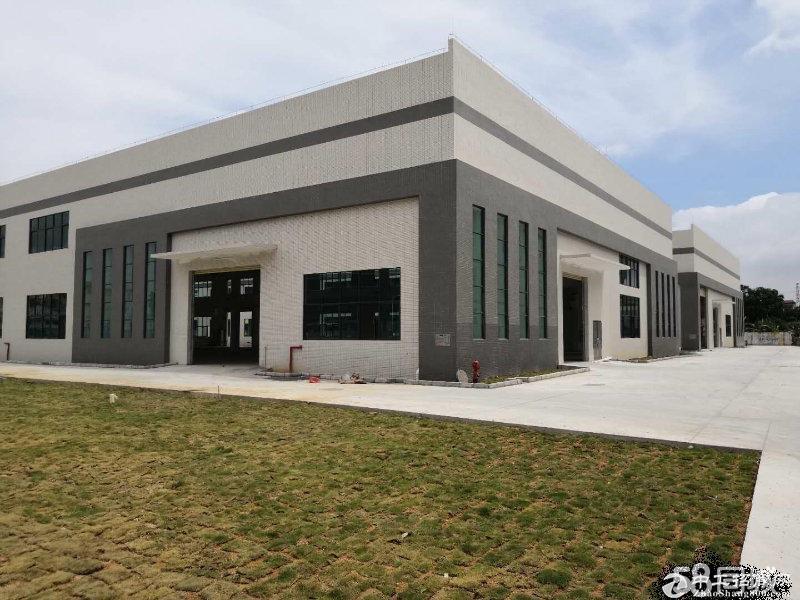 原房东 阜沙罗松25000方砖墙到顶厂房出租可分