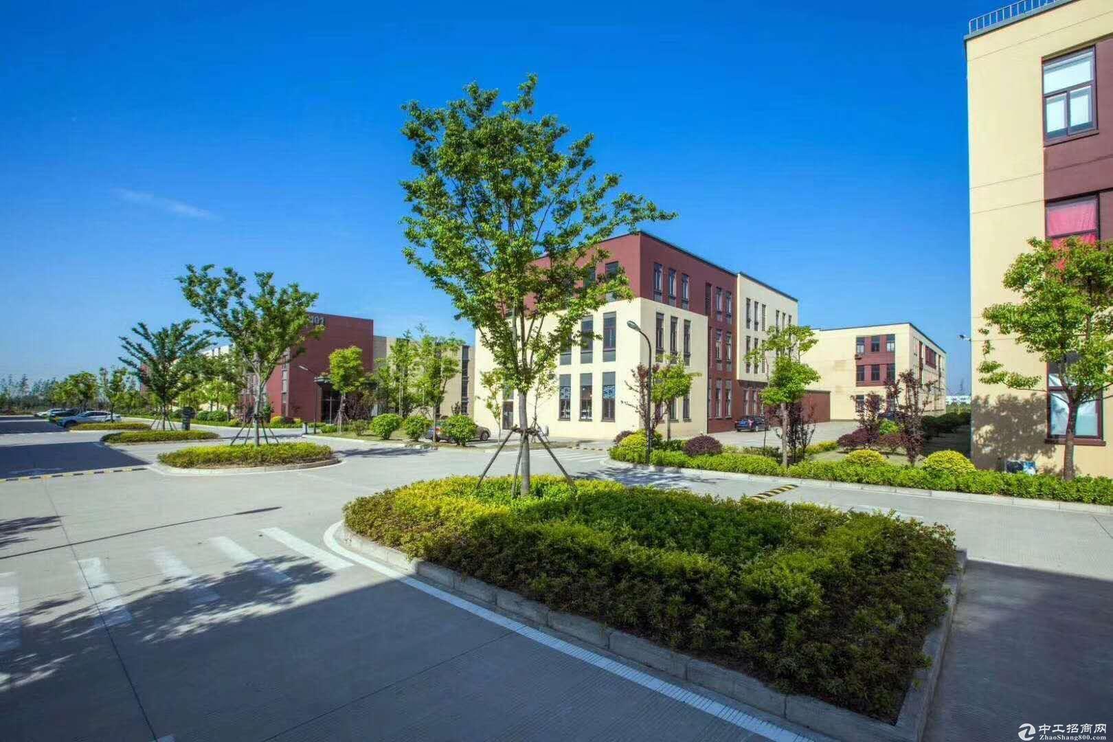 禅城张槎周边开发商直销,50年产权厂房,小区配套