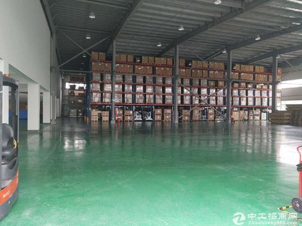 开发区标准仓库出租 面积4600平米 可分割 园内8亩空地