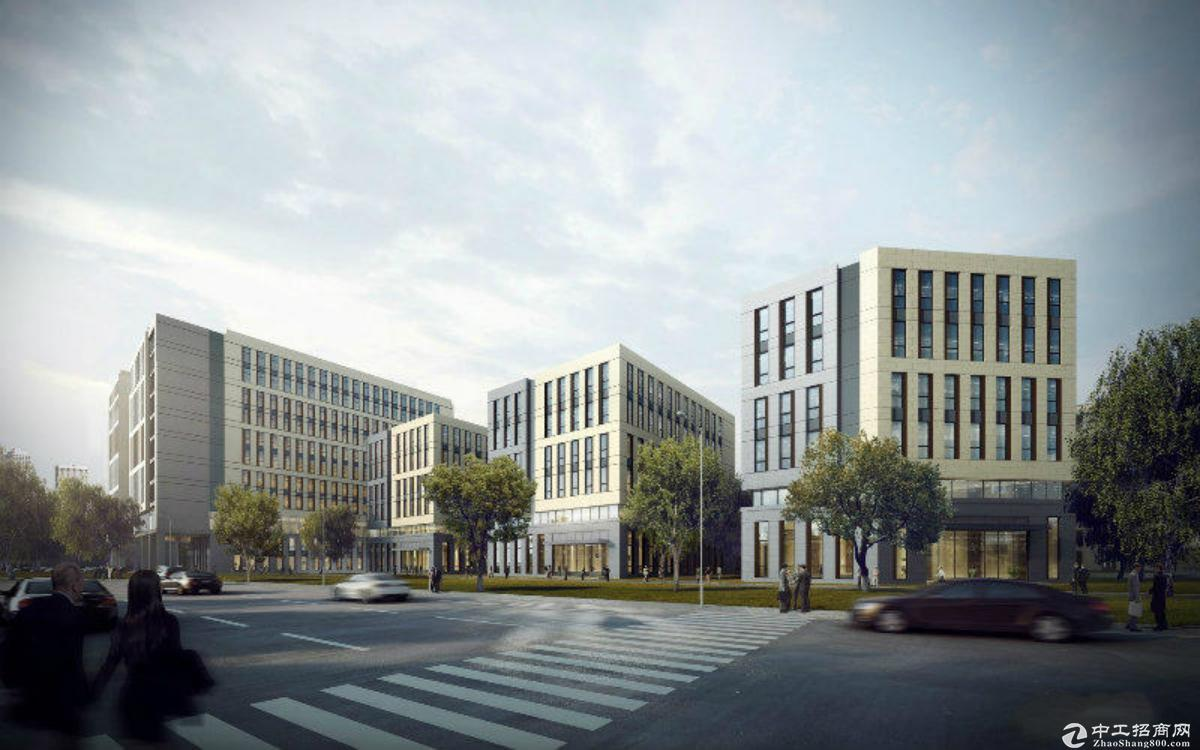 麓谷高新区 独栋四层标准厂房 首层7.2米 配套齐