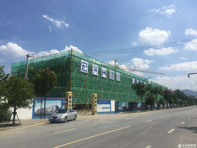 杭州50年獨立產權標準廠房 獨棟2000平 近高鐵高速國道