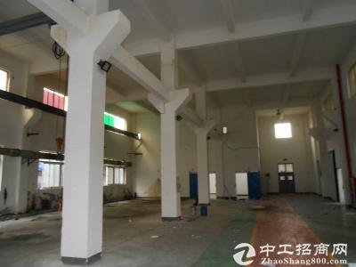 奉化西坞工业区行车厂房6亩2300平方