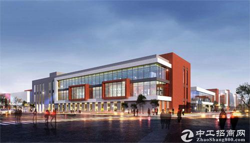 绿天使产业园厂房可定制,标准钢结构,厂房出售