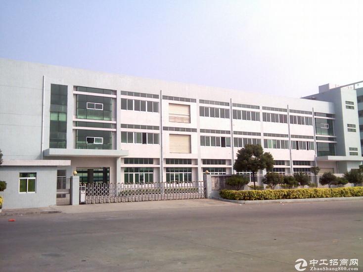 出租新区旺庄3900平双层独栋厂房 外企首选 丙二类消防 园区优美