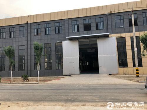 济宁产业园绿天使厂房出售,可分期付款,标准钢结构厂房