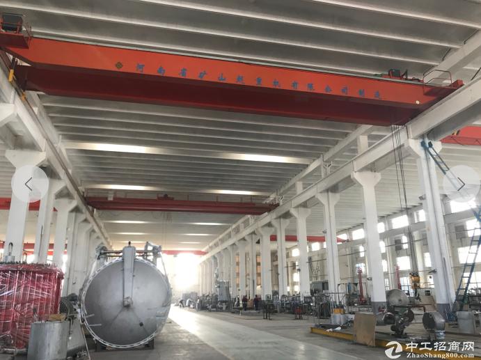 出租无锡惠山区独栋10000平标准机械厂房 行车25吨 液压容器企业首选