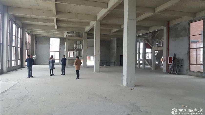 出售杭州城北高速下口千亩产业园区,50年产权,可自由组合!
