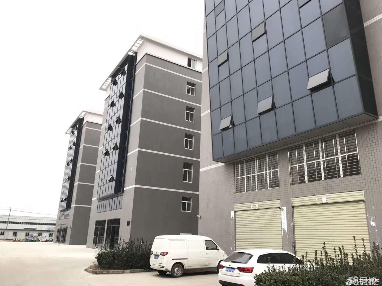 低价抛售樊城中航大道北方永发国际都市产业园独栋厂房-图2