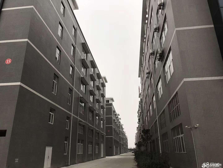 低价抛售樊城中航大道北方永发国际都市产业园独栋厂房-图4