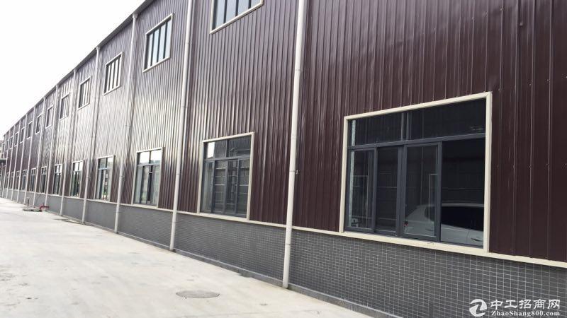 蓬江区棠下工业区3000方厂房出租 电大按需可分租