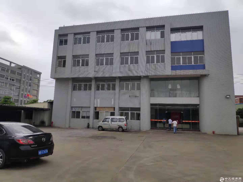 江海高新区单一层7200方厂房出租 有办公楼空地