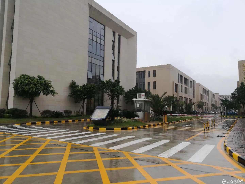 联东U谷南宁市高新区独栋花园式标准厂房出售-图2