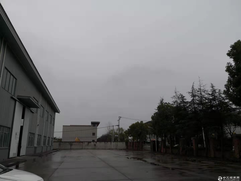 浦东大张江104地块工业园区独栋厂房高18米可环评可加工仓储