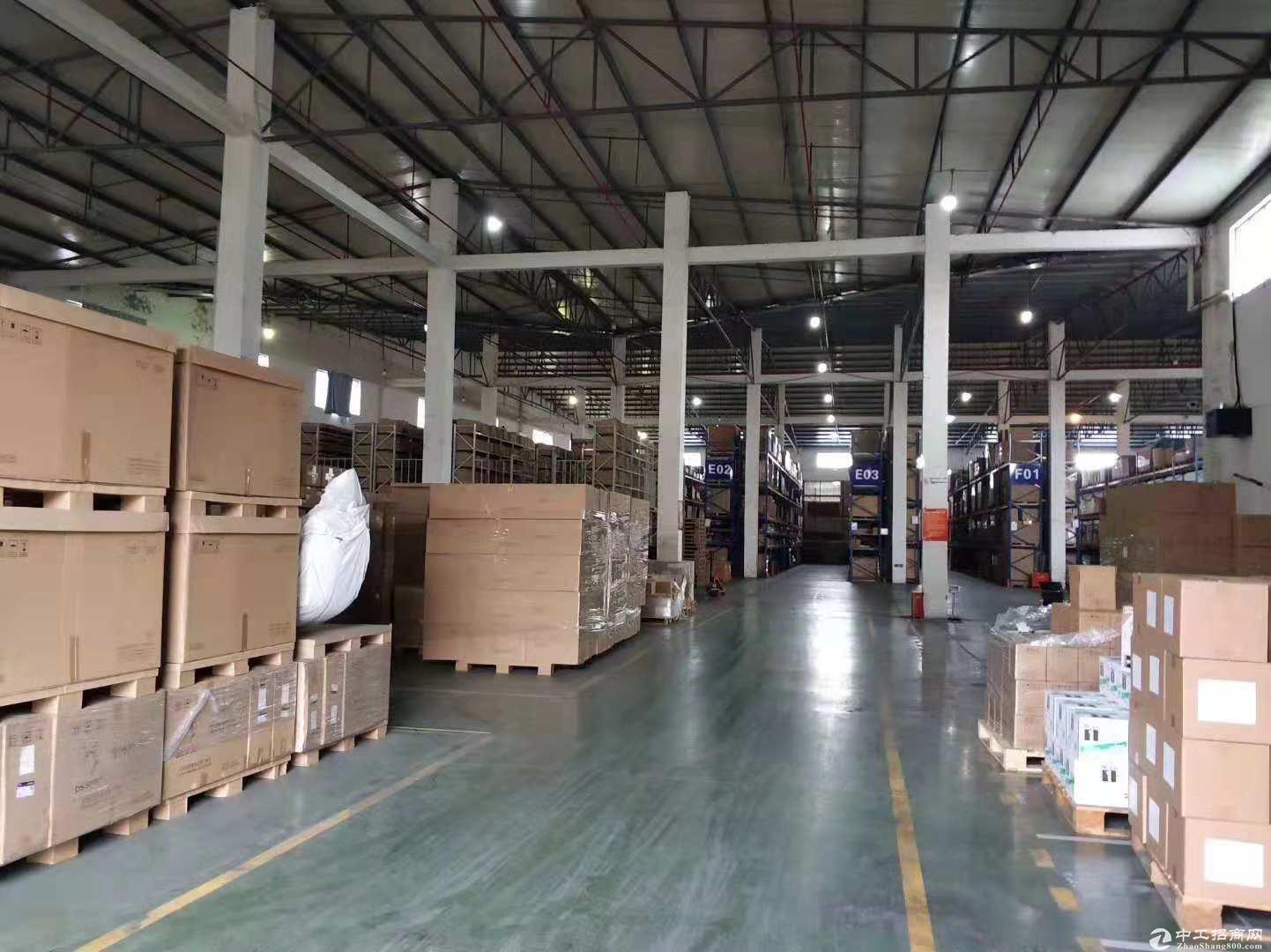 浦东高东S20出口航津路 独门独院层高9米有卸货平台场地大-图3