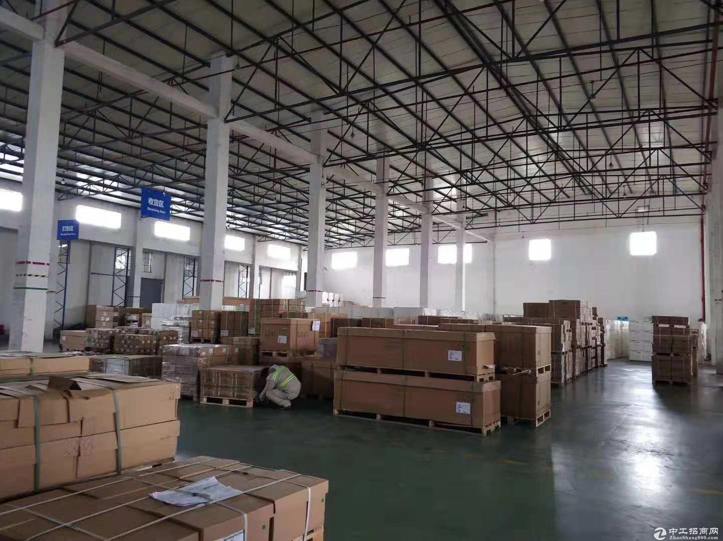 浦东高东S20出口航津路 独门独院层高9米有卸货平台场地大-图5