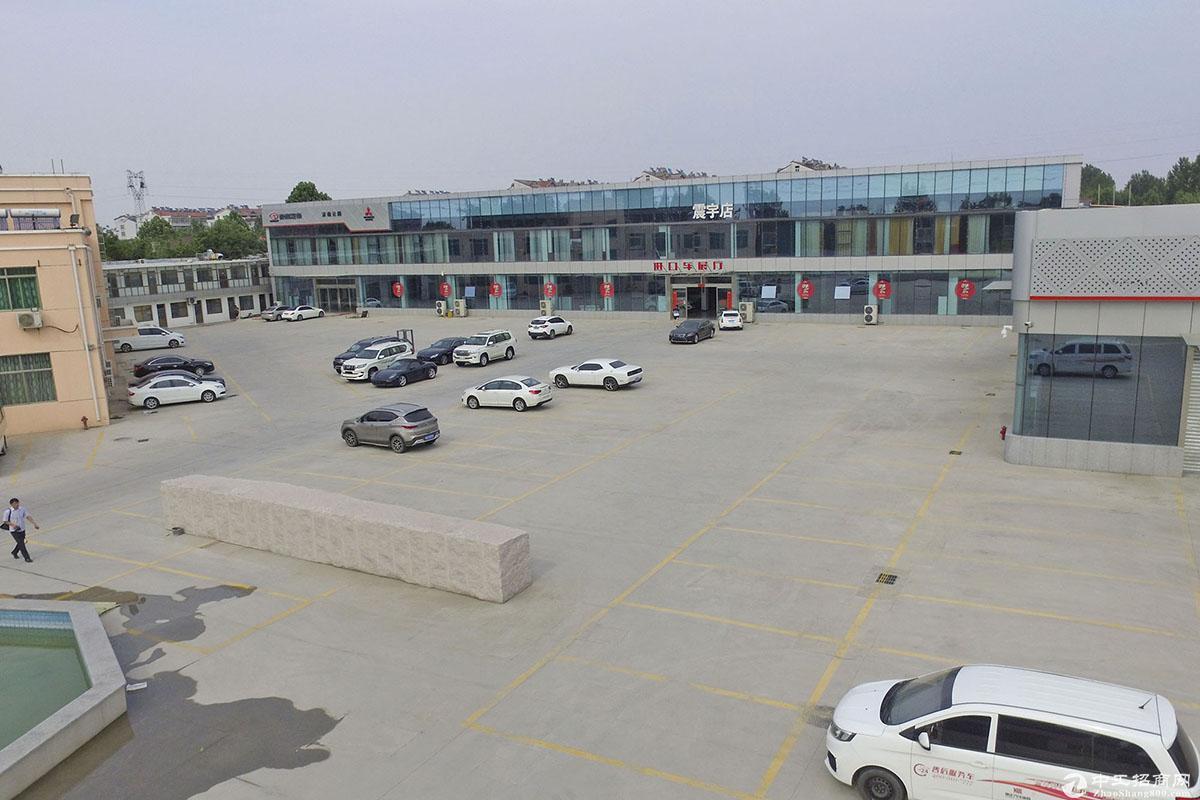 独院厂房招租12000平方独院空场地大手续配套设施齐全