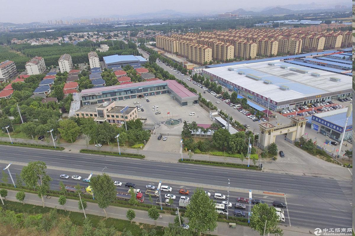 独院厂房招租12000平方独院空场地大手续配套设施齐全-图5